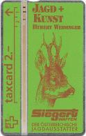 PTT: K-92/57 204L Siegert Waffen, Jagd Und Kunst - Schweiz