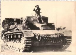 PHOTO PROPAGANDE GUERRE ARCHIVE SOVIETIQUE #32  WEHRMACHT PANZER  CHAR TANK BLINDE  ?? - 1939-45