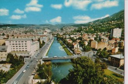 Sarajevo Bosnia Used With Stamps - Bosnia Erzegovina