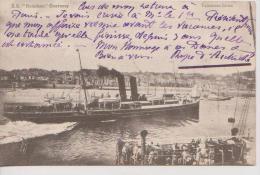 "S.S""REINDEER""-GUERNSEY- Cpa 1900- - Guernsey"