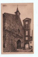 Cpa  ST JEAN PIED DE PORT Rue Citadelle Eglise XIIème - Francia