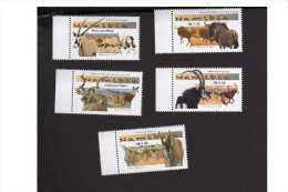 Namibia 2014 ANTELOPES SET Mnh - Unclassified