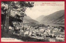 65 ARREAU - Vue Générale Et Vallée D'Aure - Frankrijk