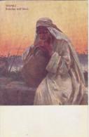 Tripoli - Beduina Nell Oasi - Libia