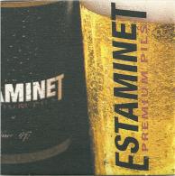 ESTAMINET - PALM  Premium Pils - Sous-bocks