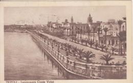 Tripoli -lungomare Conte Volpi - Libia