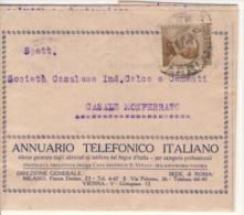 Michetti 40 C. Isolato - Storia Postale