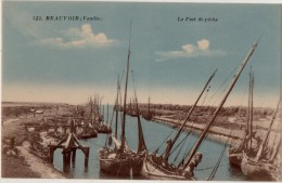 Beauvoir Le Port De Peche - Beauvoir Sur Mer