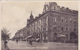 Zalaegerszeg . Arany Bàràny Szàllòa Vàrmegyehàzzal - Ungheria