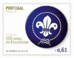 EUROPA 2007 Madeira- PORTUGAL 1v NEUF ** (MNH) - Europa-CEPT
