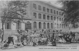 ORIVAL SAINT HELLIER Par BELLENCOMBRE - La Colonie Scolaire Du 17e Arrond. De Paris - Unclassified