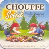 #D93-206 Viltje Achouffe (kleine Tekst Onderaan!) - Sous-bocks