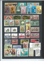 Lotpm 89 Une Page D´album De Timbres D´ Afrique Du Sud RSA - Afrique Du Sud (1961-...)