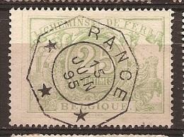FEG-0768       RANCE                Telegraafstempel                  OcbTR   10 - Usati