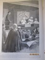 Le Proces De Haute Trahison Devant Le  Colonel Arthur  Lynch à Londres - Vieux Papiers