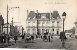 CAEN GARE SAINT MARTIN 14 CALVADOS - Caen