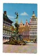 Belgique: Antwerpen, Anvers, Brabo (15-341) - Antwerpen