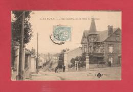 * CPA..dépt 93..LE RAINCY  :  L' Allée Gambetta , Vue De L'allée De L' Ermitage..n°62   : Voir Les 2 Scans - Le Raincy