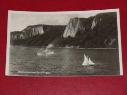 Stubbenkammer Insel Rügen Mecklenburg Vorpommern Ungebraucht Unused Germany Postkarte Postcard - Ruegen