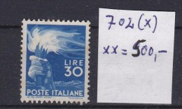 ALT-ITALIEN Mi. Nr. 8702 (*) Als ** 500 Michel-Euro. MK - Stato Pontificio