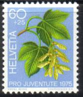 Zu J 256 PRO JUVENTUTE 1975 ** / MNH - Nuovi