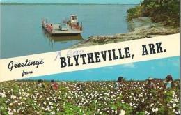 BLYTHEVILLE  -  Le   BAC - Etats-Unis