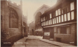 COVENTRY - ST MARYS HALL - Coventry