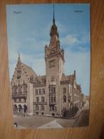 Hagen, Westfalen, Rathaus, Gelaufen 1913 ! - Hagen