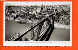 PORTO - Vista Parcial E Ponte D. Luis - Porto