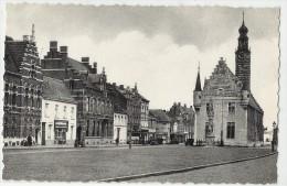 HERENTALS Grote Markt En Stadhuis - Herentals