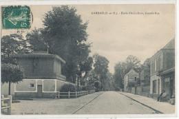 GAMBAIS   Ecole D´Aviculture  Grande  Rue  Animée - France
