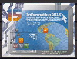 HB CUBA 2013 INFORMATICA - Informática