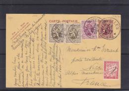 Belgique - Carte Postale De 1931 - Entier Postal - Oblitération Nivelles - Lion Héraldique - Storia Postale