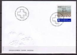 Schweiz , FDC , 2004 , Mi. Nr. 1873 - FDC