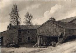 Cpsm MARLHES 42 Maison Natale Du Vénérable Père CHAMPAGNAT Au Rosey - France