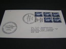 Australia 1978 FIRST VISIT TO AUSTRALIA R.M.S.QUEEN ELIZABETH 2; - 1966-79 Elizabeth II