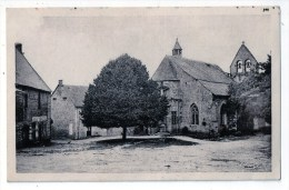 Tarnac, L'église, C.I.M. - France