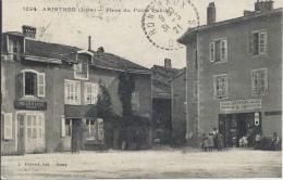 39 - ARINTHOD - Jura - Place Du Poids Public - France