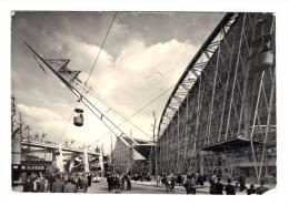 Belgique: Bruxelles, Brussels, Exposition Universelle De Bruxelles 1958, Le Pavillon De France (15-372) - Expositions Universelles
