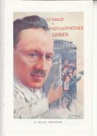 RT27.194 CHANTECLAIR.JOURNAL BI-MENSUEL.N°171.NOV..1922 . DOCTEUR TOULOUSE. NE A MARSEILLE.A.DAUDET.VIERGE DONNE LE SEIN - Andere