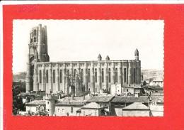 81 ALBI Cpsm Basilique Sainte Cecile    52  Apa Poux - Albi