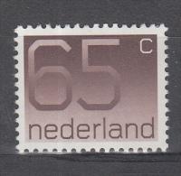 Nederland - Crouwel Cijferserie - Waarde 65 Ct - Postfris/MNH - NVPH 1116 - Periode 1949-1980 (Juliana)
