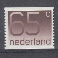Nederland - Crouwel Cijferserie - Waarde 65 Ct - Rolzegel - Postfris/MNH - NVPH 1116a - Periode 1949-1980 (Juliana)