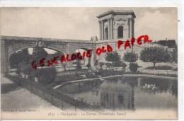 34 - MONTPELLIER -  LE PEYROU  PROMENADE BASSE - Montpellier