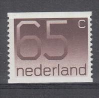 Nederland - Crouwel Cijferserie - Waarde 65 Ct - Rolzegel - Rugnummer 940 - Postfris/MNH - NVPH 1116a - Periode 1949-1980 (Juliana)