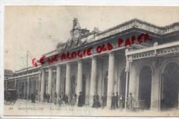 34 - MONTPELLIER -  LA GARE - Montpellier