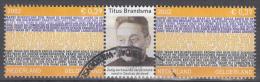 Nederland - Provincievlaggen En Volksliederen - Gelderland - Gebruikt/gebraucht/used - NVPH 2068 Tab Midden T. Brandsma - Periode 1980-... (Beatrix)