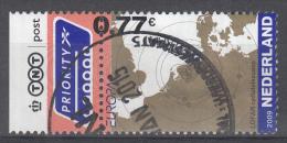 Nederland - Europazegels - Sterrenkunde - LOFAR Radiotelescoop - Gebruikt-gebraucht-used - NVPH 2639 Tab Links - Periode 1980-... (Beatrix)