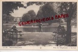 34 - MONTPELLIER -  PARC DE L' ESPLANADE - Montpellier