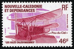 NOUV.-CALEDONIE 1983 - Yv. PA 230 ** SUP  Cote= 1,70 EUR - Avion Pou-du-Ciel ..Réf.NCE23237 - Poste Aérienne